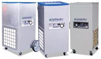 Image of AirWorkx Air Cleaning machines: Medical Series